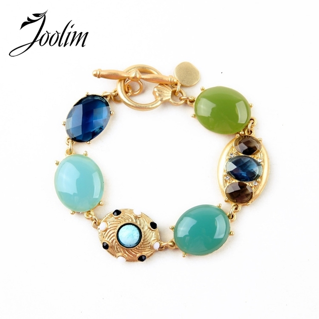 11.11 SALE JOOLIM Jewelry Wholesale/ New Fashion Beautiful Brief Charm bracelet