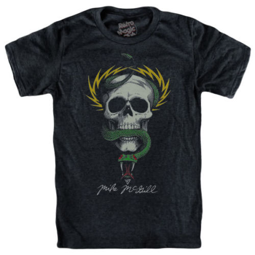 POWELL PERALTA T shirt Mike McGill Bones Brigade Skateboard Newest 2019 Fashion Stranger Things T Shirt Men in T Shirts from Men 39 s Clothing