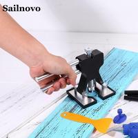 Gun Body Paintless Repair Dent Lifter Puller Hail Removal Glue PDR Tool Kit Car Tool