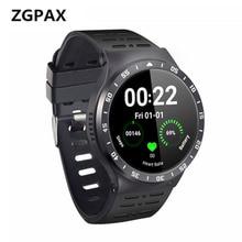 ZGPAX S99A 3G GPS WiFi Smartwatch Phone Pedometer Heart Rate Monitor Sport Watches 8GB ROM 5.0MP HD Camera Bluetooth Smart Watch
