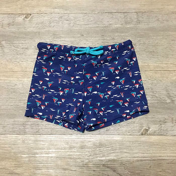 2019 Cute Print Boys swimsuits kids Swimwear Swim trunks Bandage Boys Beach Shorts Kids swimming trunks Bathing Suit 106 - 106, 6 month