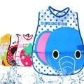 Cute Patterns Cartoon Baby Soft Bibs Waterproof Cartoon Bib Burp Cloths For Children Self Feeding Care