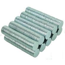 10 шт 10×1 постоянный магнит неодимовый N35 NdFeB супер сильный Мощный маленькие круглые Магнитная Магниты Диск