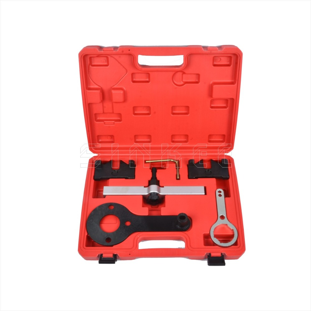 For BMW N63 N74 Engine Camshaft Timing Locking Tool Kit Set 550i 650i 750i 760i SK1727 цены