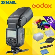 Godox TT600 2.4 г Беспроводной GN60 мастер/slave Камера Вспышка Speedlite для Canon/Nikon/Pentax/Olympus Fujifilm Panasonic