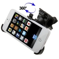 Portable High Quality Bicycle Mount / Bike Holder for iPhone 5 5S Fix on bicycle Side Grip from 47mm to 88mm