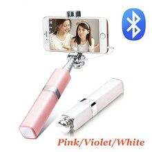 Ulanzi Bluetooth селфи-стик проводной/Беспроводной удаленного Стикеры Self Portrait для iPhone 6 s/Samsung Android и IOS смартфонов подарок