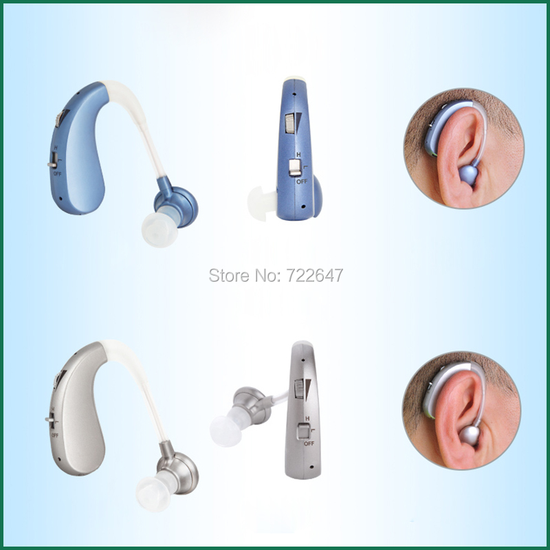 Image 5 - USB Rechargeable BTE Hearing Aid Ear Aids for the Elderly Mini Digital Wireless Cheap Ear Hearing Device for Hearing Impairedear aidssound amplifying devicesbte hearing aid -