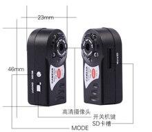 Q7 480 P DVR cámara IP Inalámbrica WiFi de La Cámara Mini DV Cámara marca Nueva cámara de Vídeo Oculta Espía Grabadora de Vídeo Cámara de Infrarrojos Noche visión