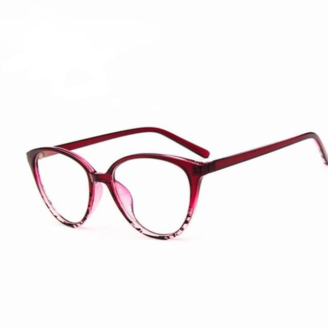 Mode Retro Metall Rahmen Katze Auge Sonnenbrille für Frauen oculos de grau femininos koExx