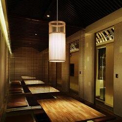 Willlustr bambus lampa wisząca naturalne światła wiszące hotel restauracja cafe bar salon drewna zawieszenie światło handmade oświetlenie