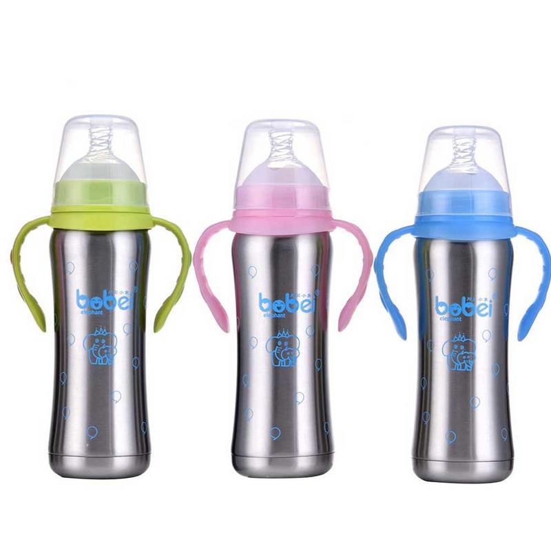 240ml Multi Purpose Milk Bottle Baby Infant Child