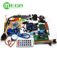 For UNO R3 KIT Upgraded Version Of The Starter Kit The RFID Learn Suite LCD 1602