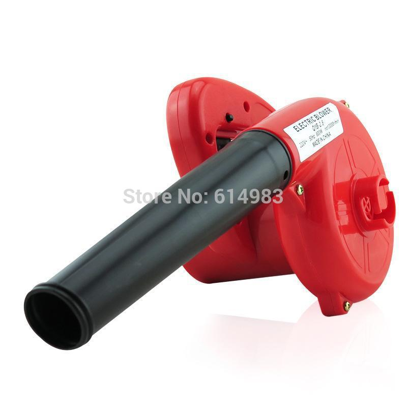 220V Electric Hand Operated Fan Blower Computer Cleaner Deduster Suck Dust Remover Spray Vacuum cleaner ...