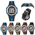 Waterproof Children Boys mens Digital LED Sports Alarm Date Wrist Watches Kid Watch For Boys Girls Quartz Digital LED Clock Gift