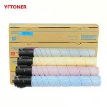 YFTONER TN-223 224 тонер-картридж для Konica Minolta Bizhub TN223 TN224 C226 C256 C266 C7222 C7226 принтер