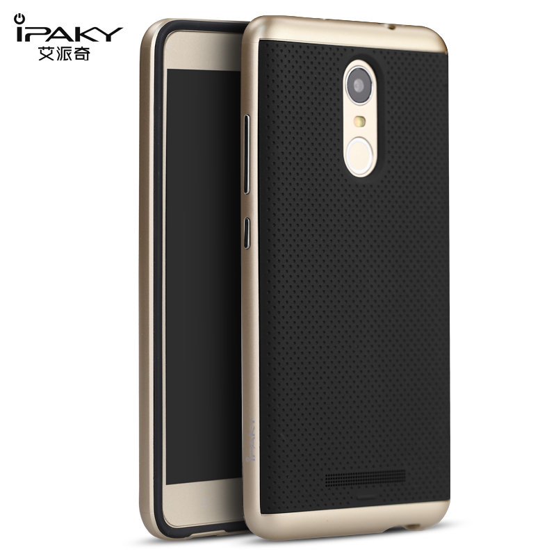 For Xiaomi Redmi Note 3 Case Original IPaky TPU + PC Frame Silicon Case cover for Xiaomi Redmi Note 3 Pro Prime Dual Layer Shell