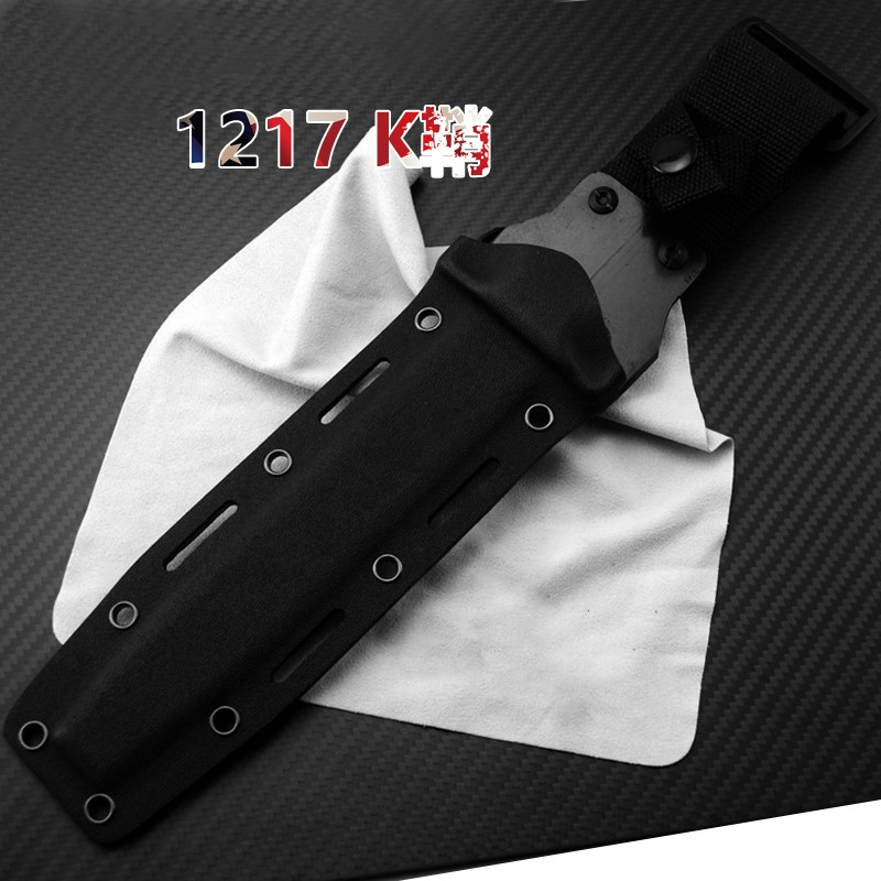 1217/1218 K Sheath KYDEX Sheath Knife Cover kyn a5t 5 zirconia ceramic knife w sheath yellow white