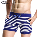 Taddlee Brand Men's Cotton Shorts Casual Active Jogger Bermuas Men Beach Shorts Boxers Gay Trunks Man Sweatpants Short Bottoms