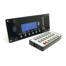 APE Decoder 4.0 Bluetooth Lossless MP3 Decoding Board USB SD Radio APE FLAC WMA AUX External Signal Source Interference Board