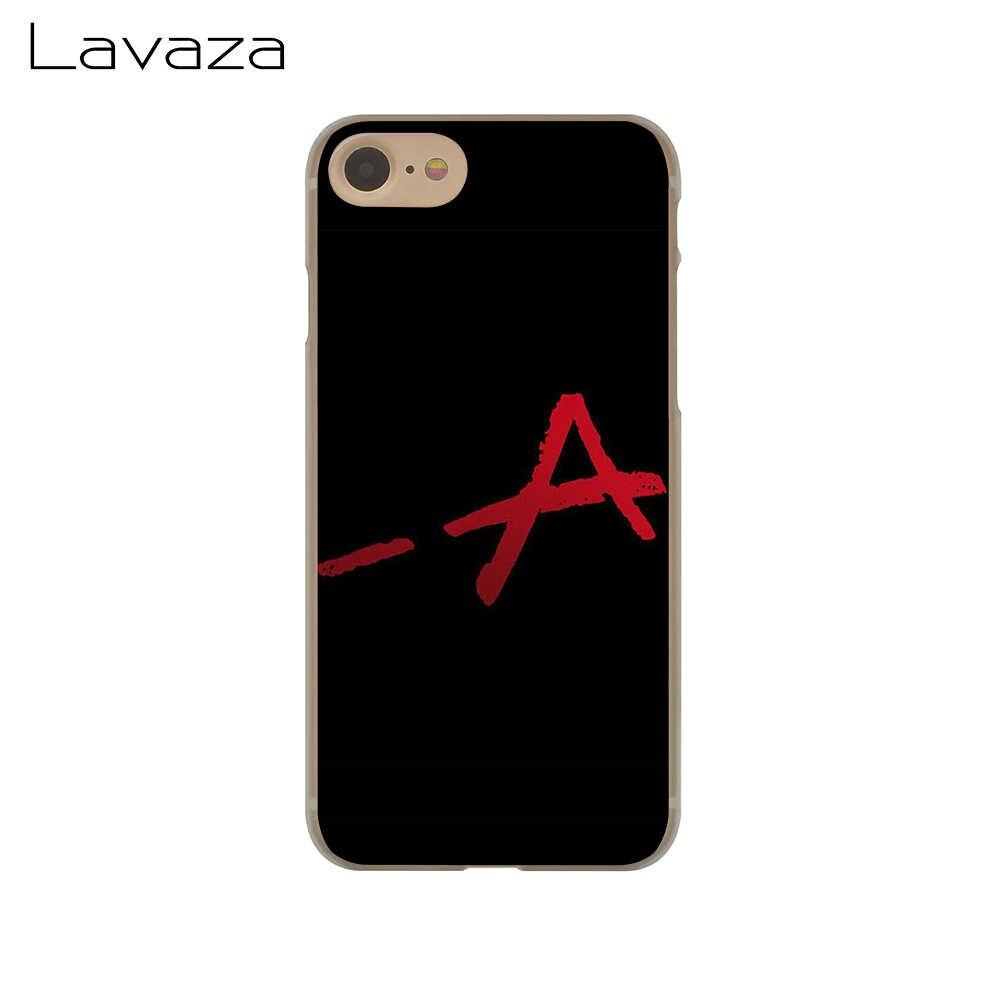 Lavaza Pretty Little Liars Caso da TV para Apple iPhone 4 4S 5C 5S SE 6 6 S 7 8 Plus 10 X Xr Xs Max 8 7 6 Plus Plus Plus