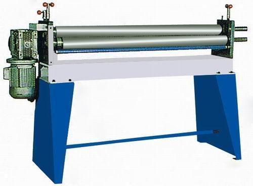 W11g 1 2x1530 Metal Sheet Electric Roll Bending Machine