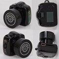 НОВЫЙ Микро Маленький Портативный камеры HD CMOS 2.0 Мегапикселей Карманный Аудио-видео Камеры Mini DV DVR Рекордер Видеокамеры 480 P 720 P JPG
