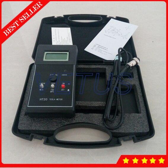Digital Gauss Meter Tesla meter HT-20 цена