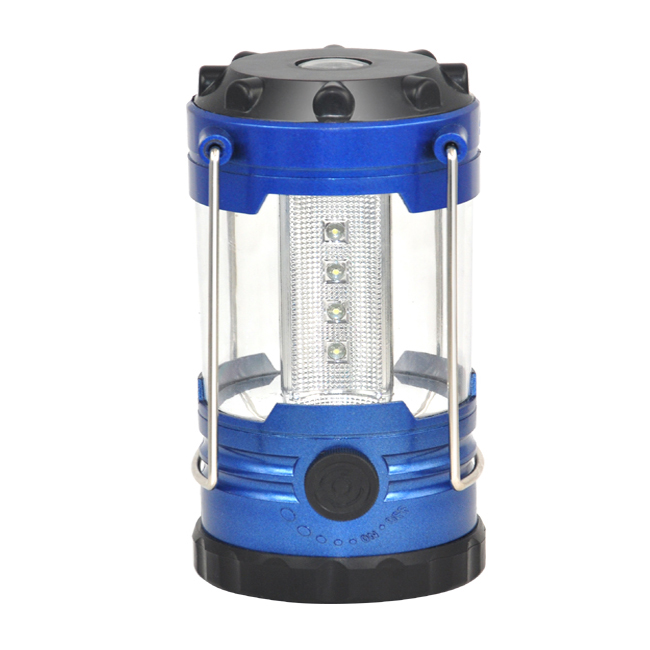 New Portable 12 Led Adjustable Hiking Camping Light Tent Security Compass Reasonable Price retail Portable Lanterns