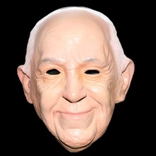 Latex Rubber Full Head Man Face Male Mask