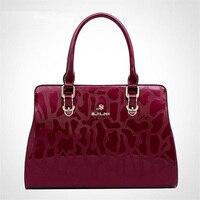 Fashion Patent Leather Women Handbag New Shoulder Bags Bolsas Femininas Trendy Women Messenger Bags Hot Crossbody