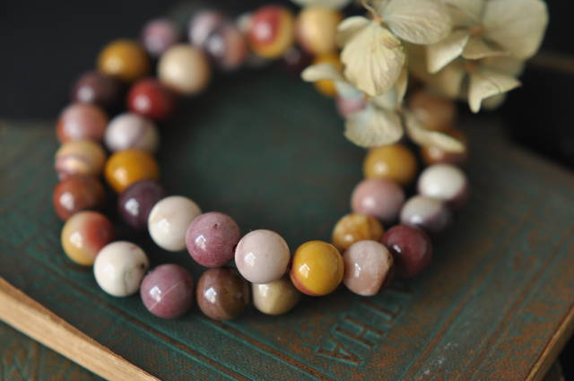8mm Natural Stone Jewelry Minerals Beads Charms Stretch Bracelet Elastic Pulseras Openable Fashion Uni Color Pick