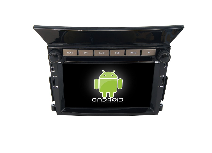 Navirider Android 8.1.0 octa core car dvd player <font><b>for</b></font> <font><b>Honda</b></font> <font><b>Pilot</b></font> <font><b>gps</b></font>+glosnass multimedia head Unit stereo autoradio image