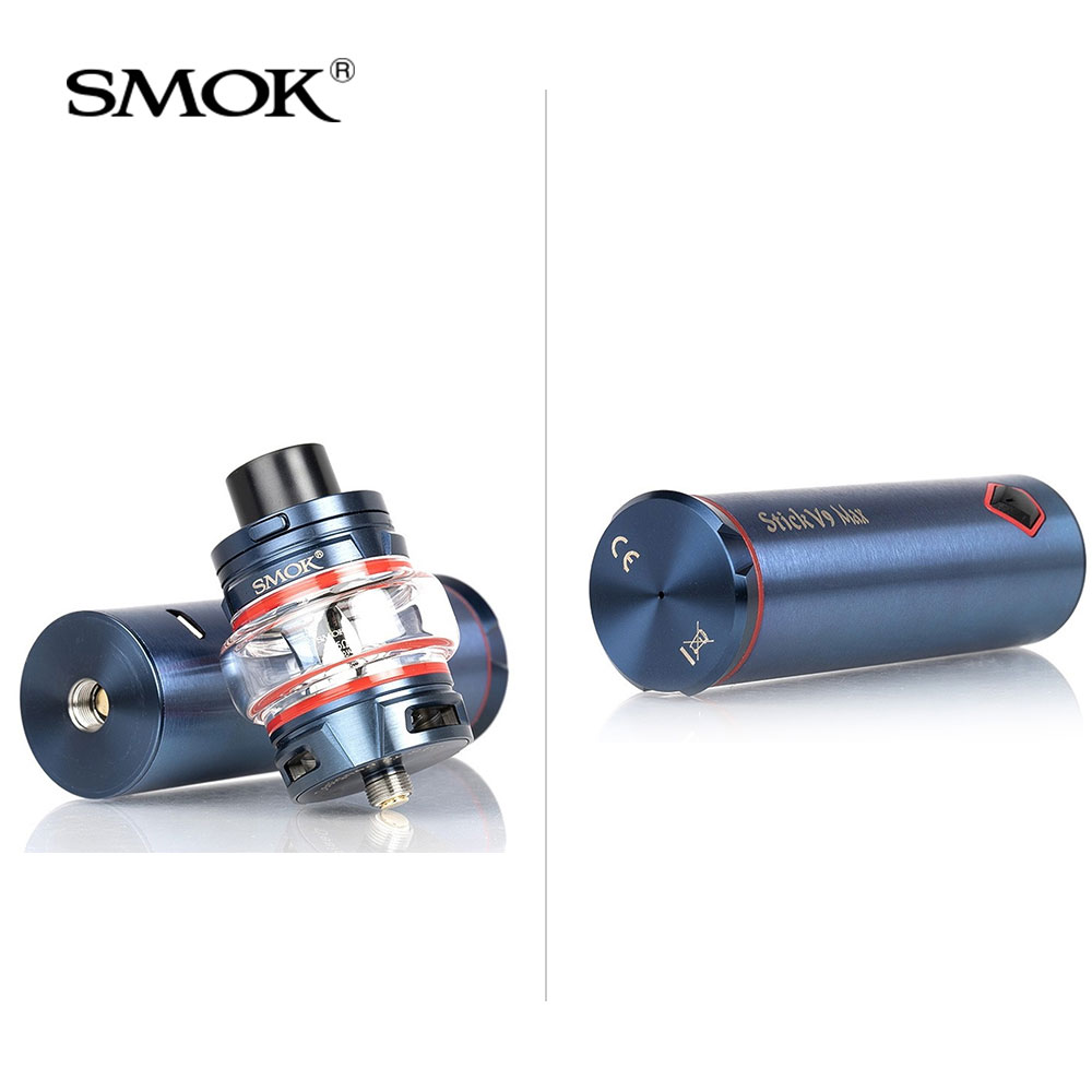 Original SMOK Stick V9 Max Kit 4000mAh Battery + Tank 8.5ml + S1/S2 Coils Electronic Cigarette stick v9 max vape kit Vs stick v8
