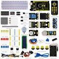2016 НОВЫЙ! Keyestudio Расширенный стартер обучение kit для Arduino с МЕГА 2560R3 1602 LCD + PDF