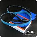 Гоночный Ремень ГРМ для Toyota MR2 Celica Carina Caldina 3S-GTE HNBR 93-99 синий
