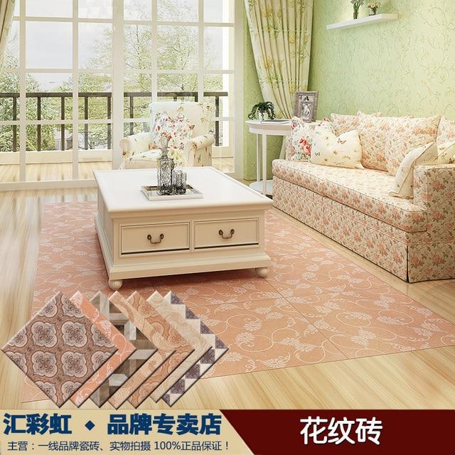 Ceramic Tiles Antique Brick Tile Kitchen Bathroom Living Room Carpet Tile  Abstract Art Parquet Antiskid Spain