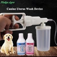 Uterus Wash Device Dog Canine Bitch Hystera 200mk Animal Equipment Health Care Breeding Mating Examine Artificial Insemination