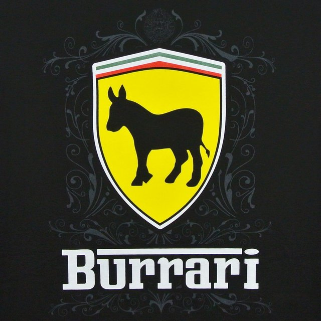 Ferrari 'Burrari' Shirt