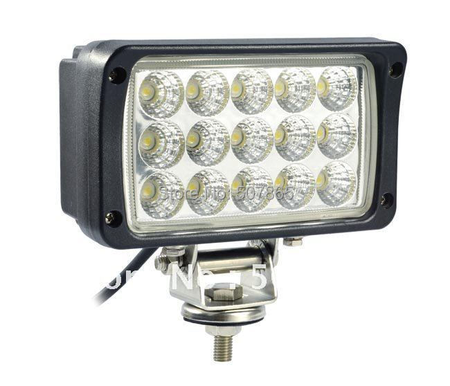10 30v 6 Inch 45w Super Bright Led Work Light Working Lamp