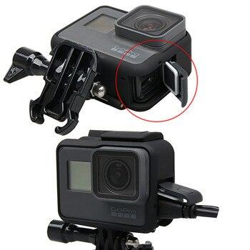 Suptig для GoPro аксессуары защитная рамка чехол для видеокамеры корпус чехол для GoPro Hero2018 Hero5 6 Hero 7 черная Экшн-камера 3