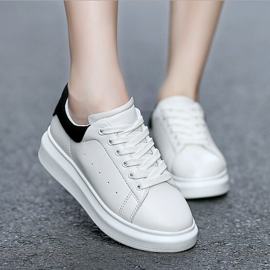 Women White Sneakers Free Casual Shoes Mixed Colors Sapatos Breathable  Silver Sapatilhas Femininas Casual Platform Shoes-in Fitness    Cross-training Shoes ... 18fb8c691