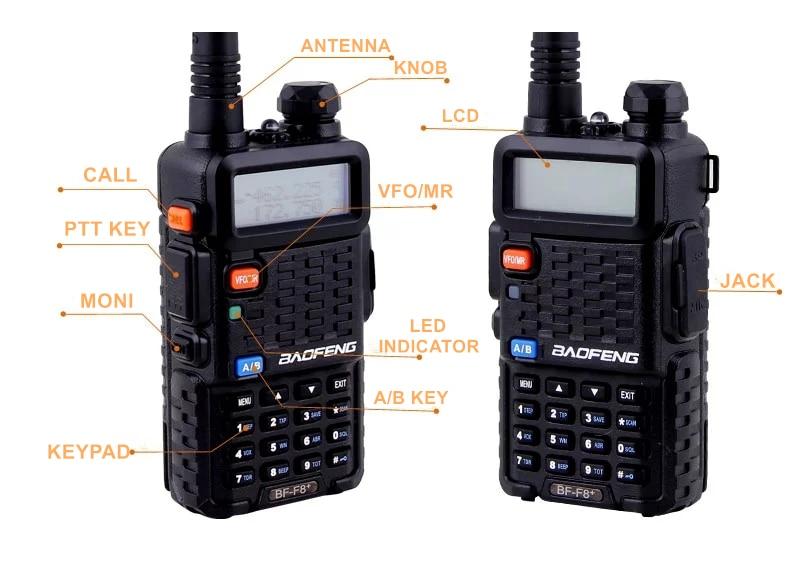 Radio Long Upgrade VHF 9