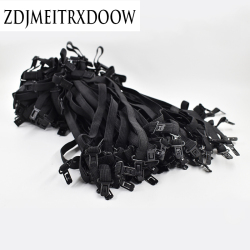 New Bow Ties For Men Tie Adjustment Rope Adjust The Belt 50 Pcs Maximum Length Adjust About 45Cm Elastic Band