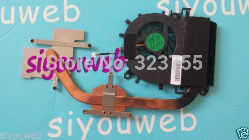 NEW for Acer eMachines e732 e732z e732g e732zg Laptop CPU Cooling Fan & heatsink,FREE SHIPPING