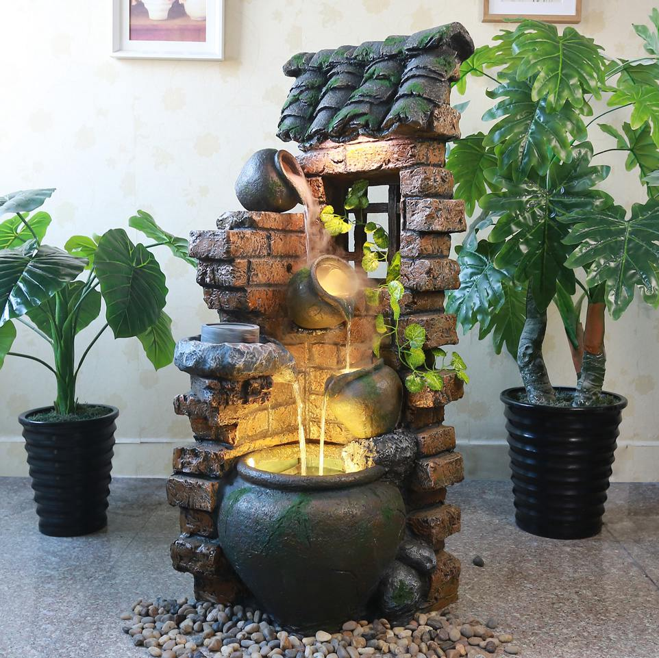 Popular Indoor Garden Fountains-Buy Cheap Indoor Garden Fountains ...