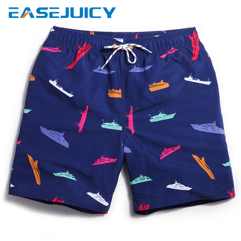 Summer couple's swimming suit sexy   board     shorts   men's beach   shorts   liner joggers plavky swimsuit bathing suit joggers mesh