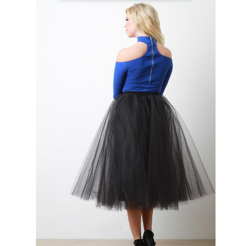 Color Jupe Élastique Boule choose Noir Color Card Tutu Card Couleur Tulle Custom Layered Taille Magnifique De Femmes Fit Partie choose Jupes Picture nqRx6U8XwE