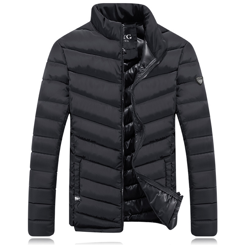 Подробнее о 2017 New Autumn Winter Warm Jacket For Men Hooded Coats Casual Mens Thick Coat Male Slim Casual Cotton Padded Outerwear A226 2017 men winter jacket hooded cotton down warm jackets and coats male casual thick outwear men