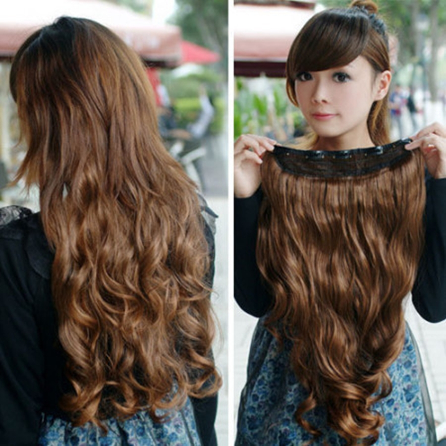 Bellami Hair Extensions Chestnut Brown Choice Image Hair